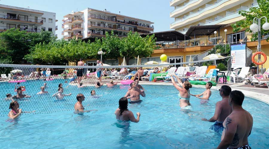Day ents hotel salou
