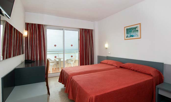 Double room santa monica hotel calella